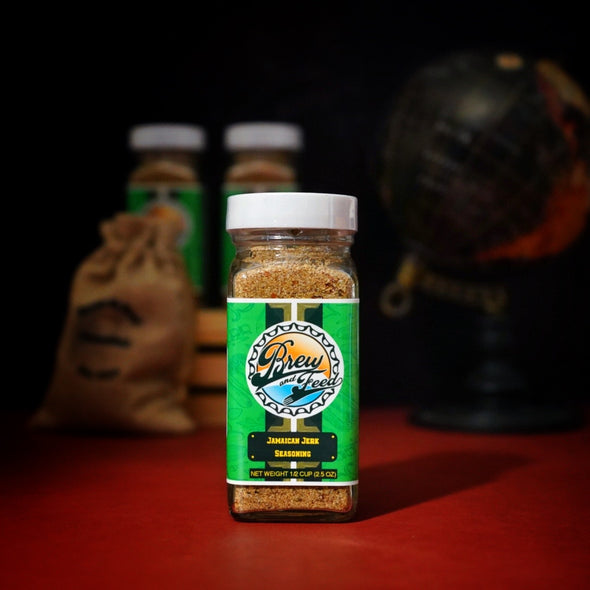 Jamaican Jerk Seasoning (SALT FREE) (1/2 Cup)