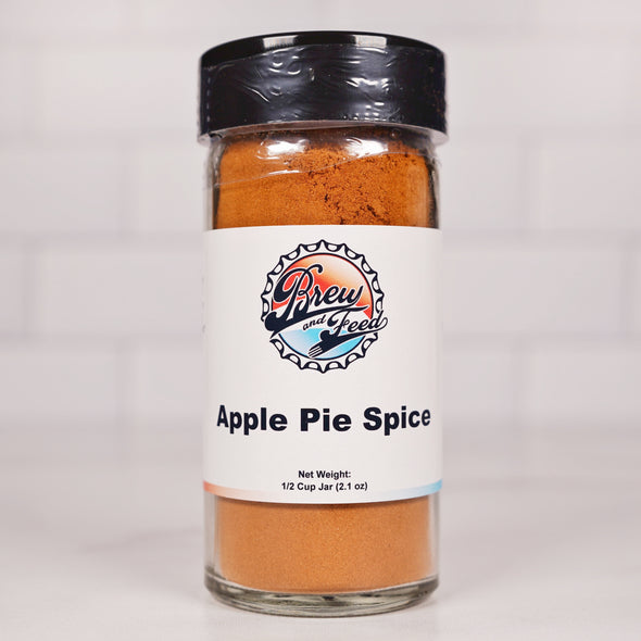 Apple Pie Spice (1/2 Cup)