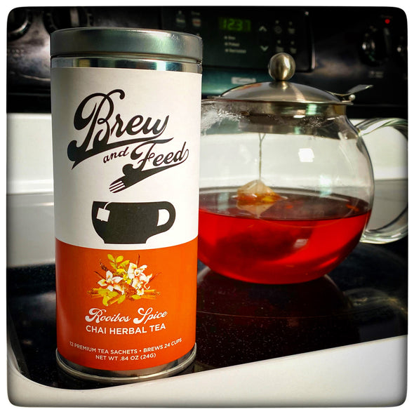 Rooibos Spice Chai Herbal Tea
