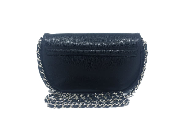 Chanel Half Moon WOC Wallet on Chain