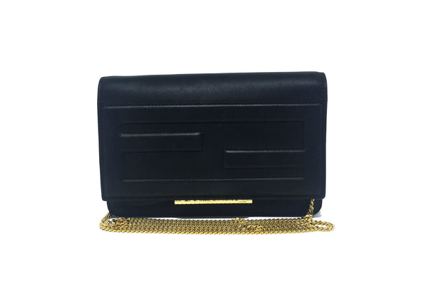 Fendi Tube Wallet on a Chain