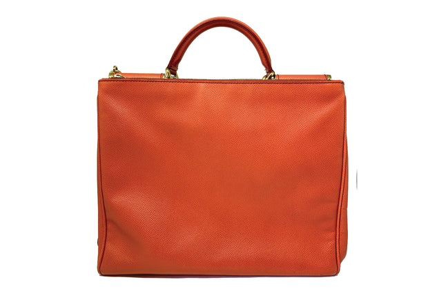 D&G Large Sicily Business Tote
