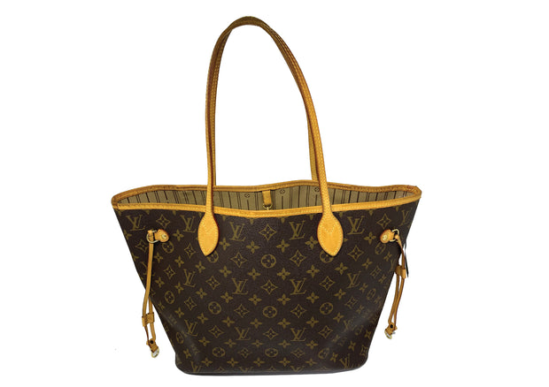 LV Neverfull Monogram MM