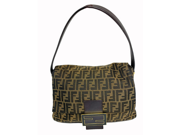 Fendi Monogram Shoulder