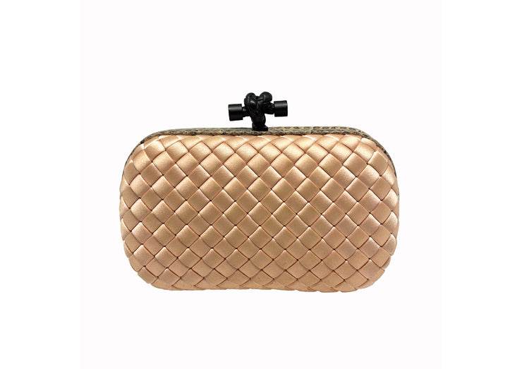 Bottega Veneta Clutch Knot