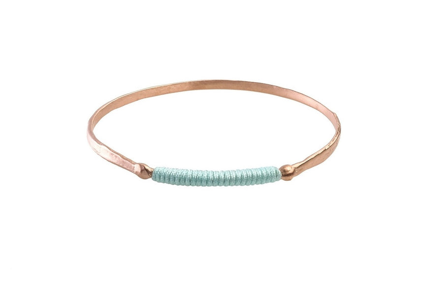 Chromata Bangle Rose Gold