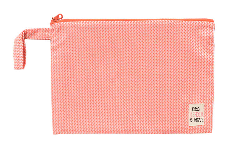 Pouch Light Coral