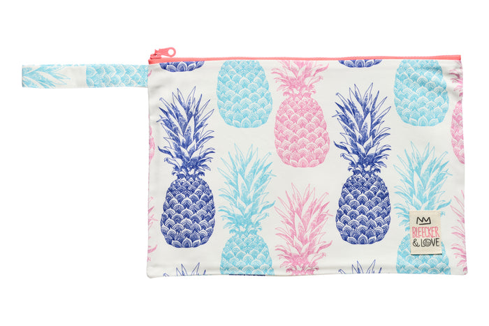 Pouch Ananas Pastel