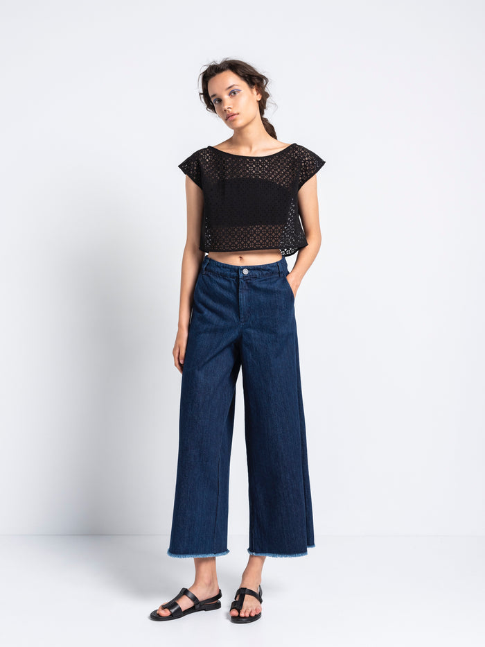 Zero Waste – Crop Top