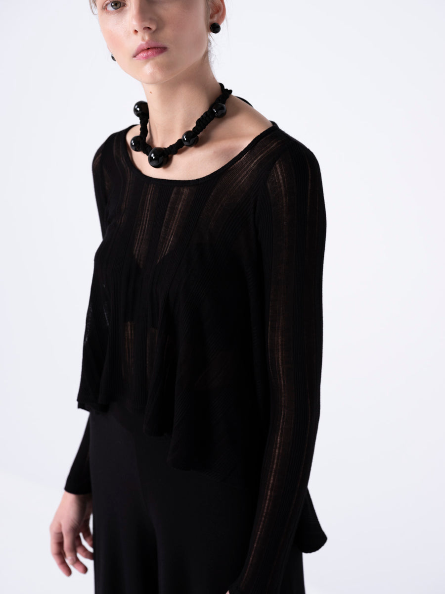 Ordinance – Asymmetrical Short Top