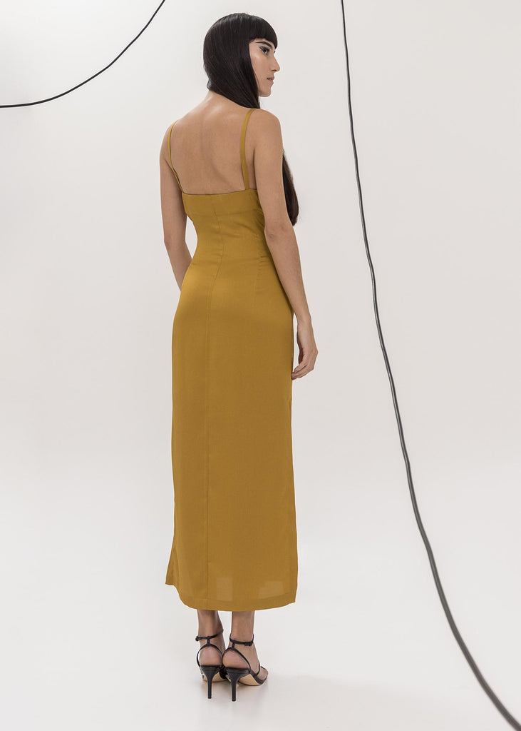 Illuminum Gold Dress