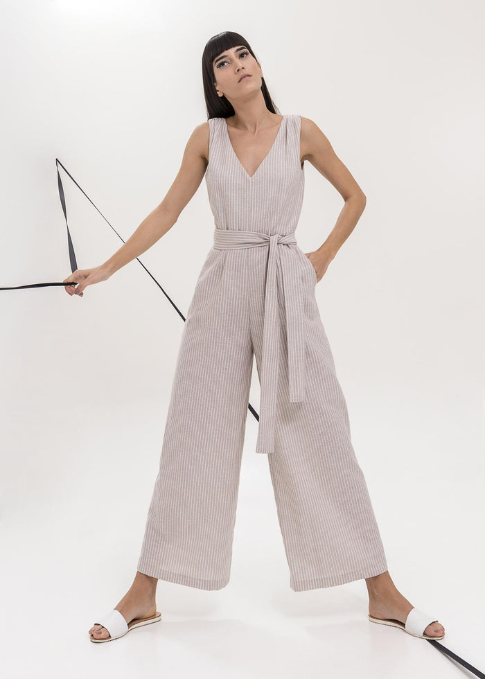 Reflect Jumpsuit Natural
