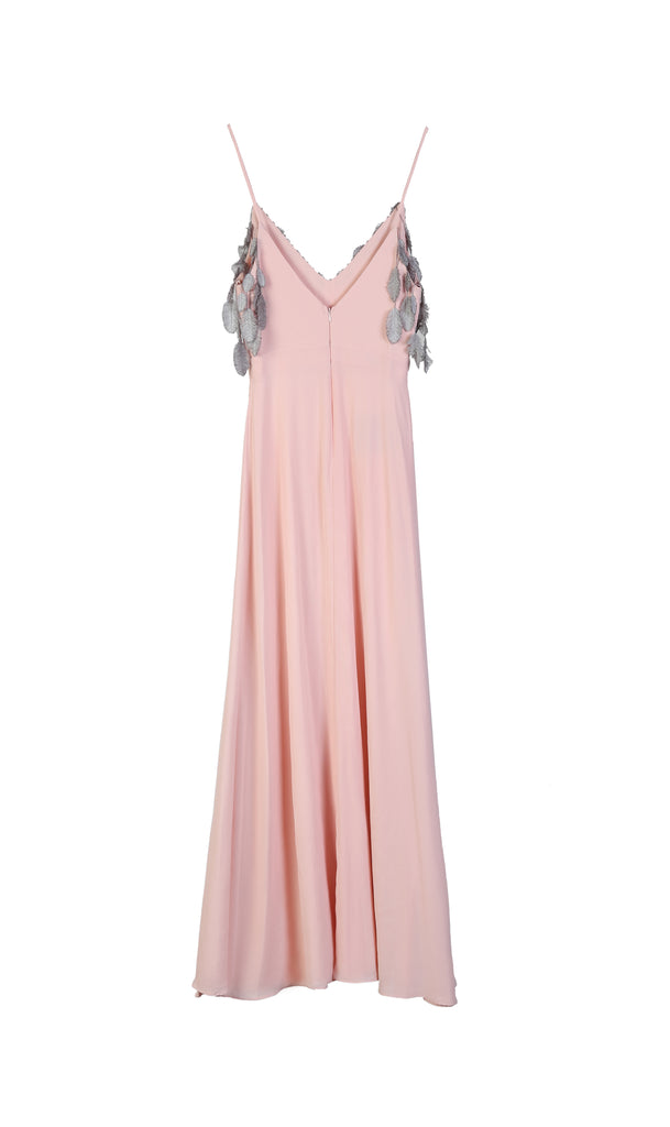 Zenobia Pink Dress
