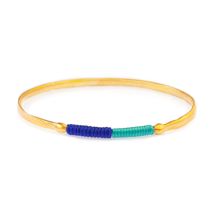 Chromata Bangle Gold - 2 colors