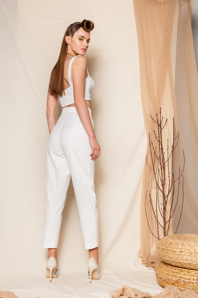Lavinia white pants