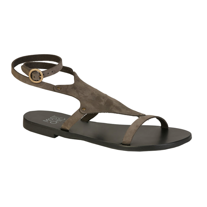 Nerine castor leather sandals