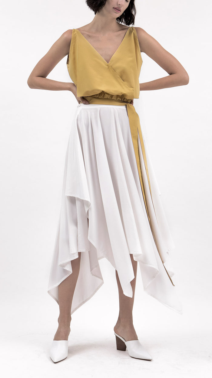 Oblong Skirt