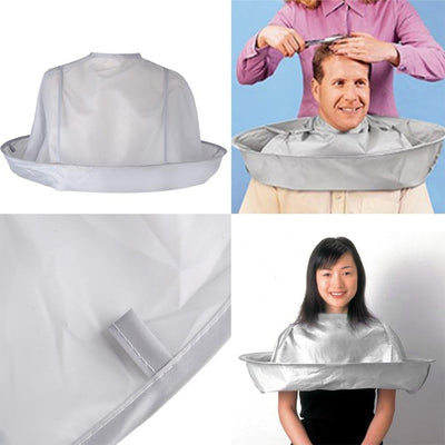 Waterproof Nylon Hair Cutting Cape