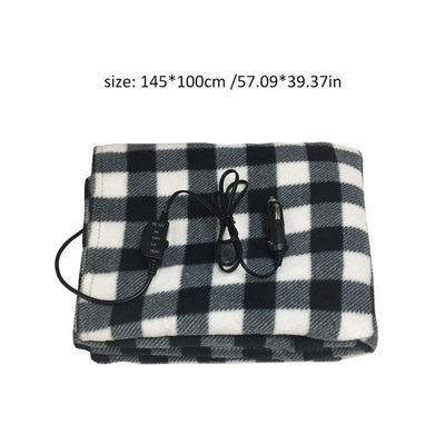 145 x 100 cm Electric Throw Blanket