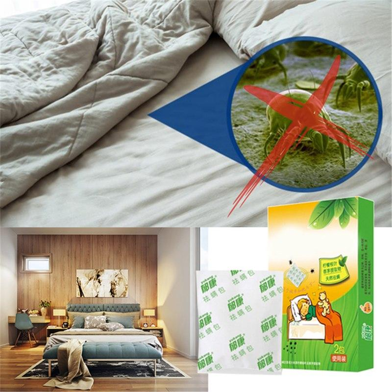 Natural Dust Mites Treatment For Your Bed Sheets