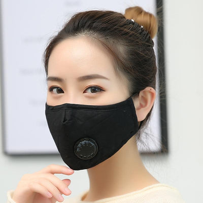 5-Layer Cloth Face Masks For Adults