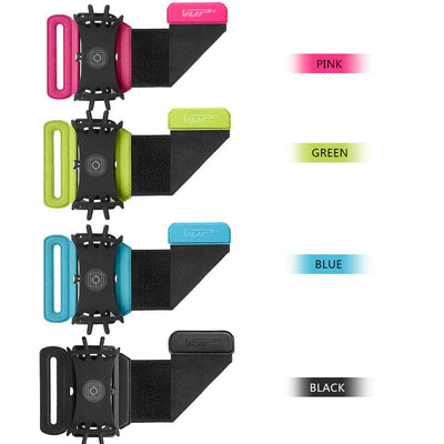 Rotatable iPhone Wristband For Running, Cycling, Gym