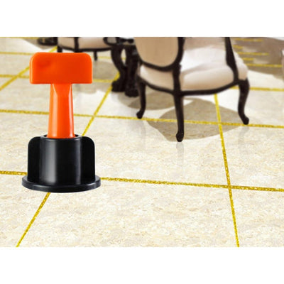 50PCS Floor Tile Leveling Spacers for Perfect Alignment