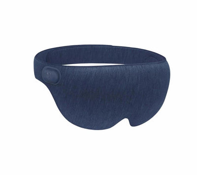 3D Heatable Eye Mask To Relieve Eye Fatigue, Strain