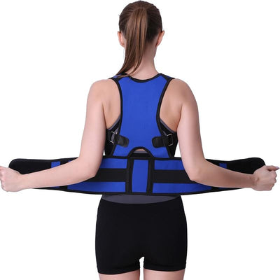 Adjustable Corset Back Posture Corrector Brace