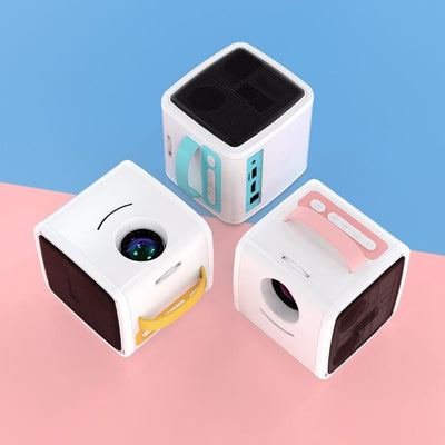Mini Portable Projector For Kids