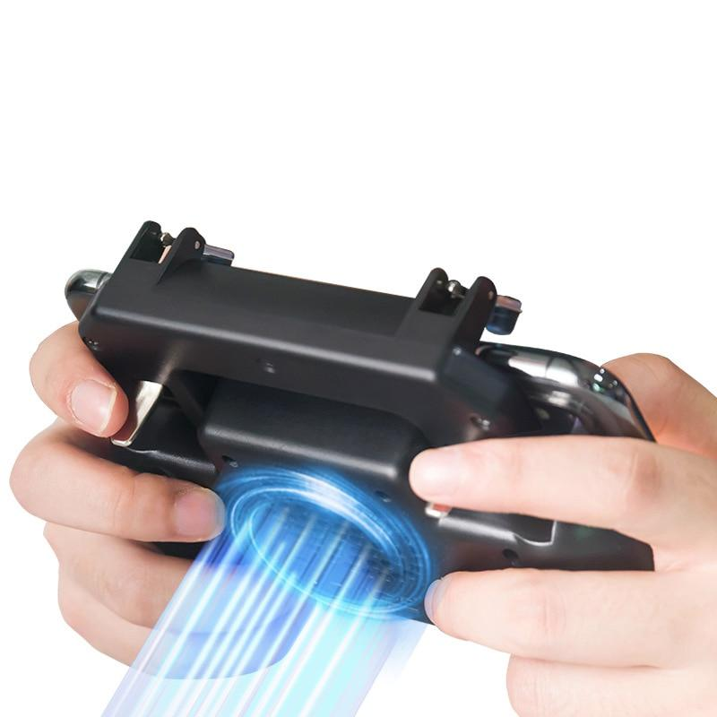 3 in 1 Mobile Phone Game Controller, Phone Cooler & Power Bank