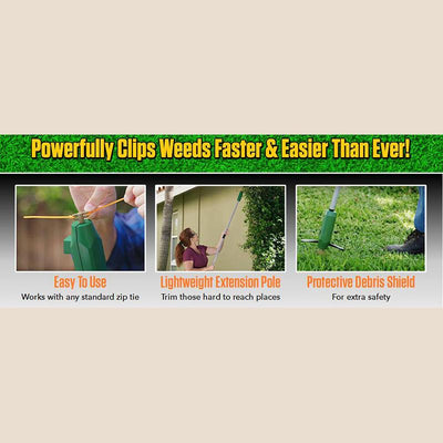 Portable Cordless Trimmer, Edger For Garden Decor