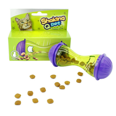 Interactive Cat Food Dispenser Toy
