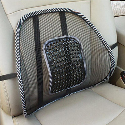 Mesh Lumbar Back Brace Support Cushion