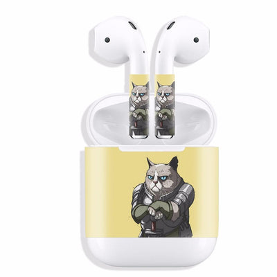 Apple AirPods Earphone Protective Sticker Skin Cover