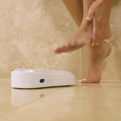 Waterproof Pedicure Electric Foot Hard Skin Callus Remover