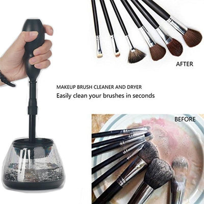 Automatic Electric Makeup Brushes Cleaner Dryer