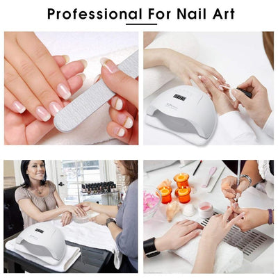 UV LED Lamp Quick Nails Paint Dryer