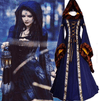 Victorian Medieval Gothic Dress