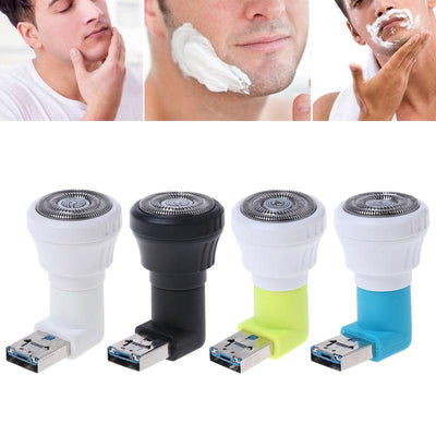 Cellphone-Rechargeable USB Electric Trimmer Shaver