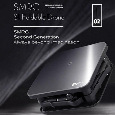 RC Foldable Pocket Drone