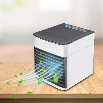 Portable Mini Air Cooler With Evaporative Arctic Air Cooling