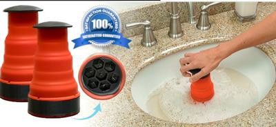 Drain Blaster Air Pump for Kitchen, Bathroom