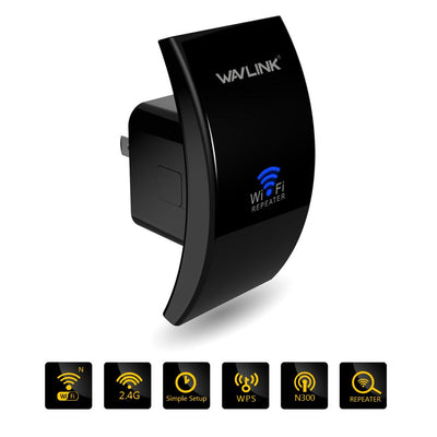 Mini Wireless Wi-Fi Range Extender