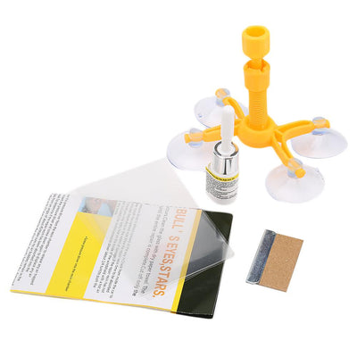 Car Windshield DIY Repair Tool Kit
