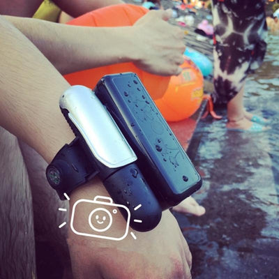 Life Alert Bracelet With Floating Pool Alarm Balloon