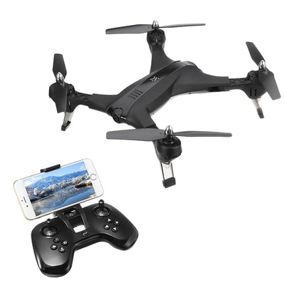 XY017HW WIFI Quadcopter Drone With 2MP Wide Angle Camera