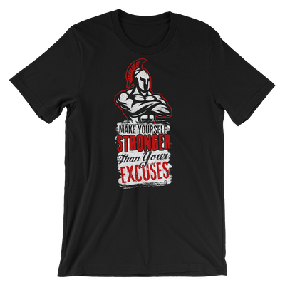 Spartan Impulse TM No Excuses T-Shirt