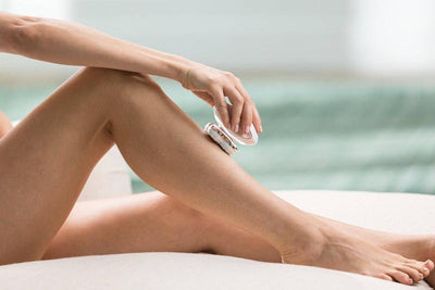 Rechargeable Epilator
