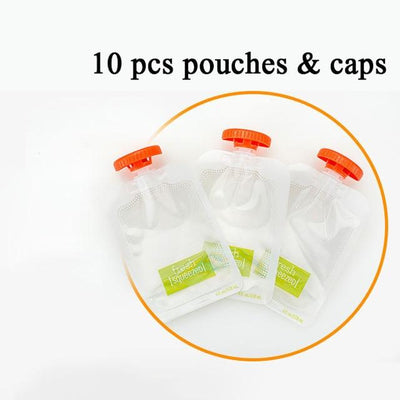 Infantino Squeeze Station & Baby Food Organizer